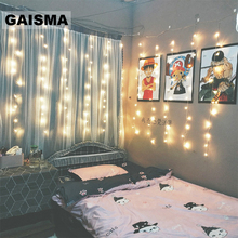 10M x 1M LED Christmas Curtain Lights Garland Wedding Decorations Fairy Lights For Party Home New Year Holiday Lighting Chain цены онлайн