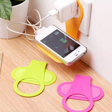Portable Foldable mobile phone charger mount holder stand monopod stick suporte gadgets tripod support for iphone ipod mp3