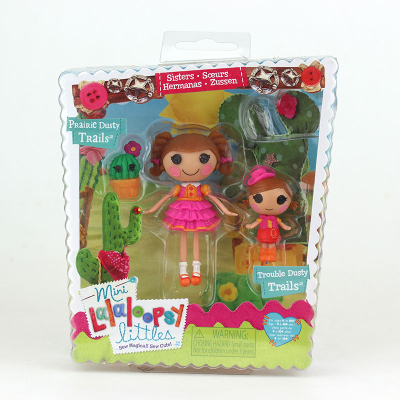 3Inch Original MGA Lalaloopsy Dolls and Accessories Packaged With the Box3Inch Original MGA Lalaloopsy Dolls and Accessories Packaged With the Box