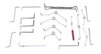 Многофункциональный пружинный гаечный ключ 19 в 1, набор инструментов для снятия напряжения из нержавеющей стали