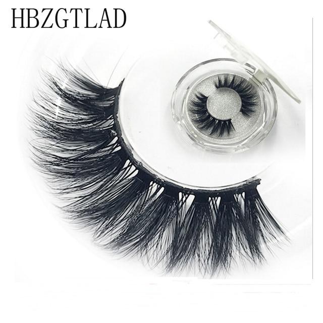 2018 NEW 3d silk eyelashes crisscross handmade false eyelashes 3D strip silk eyelashes thick faux mink eyelashes Makeup