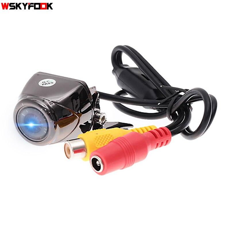 MCCD Starnight Vision Degree 1000L HD Super Lens Car Camera Reversing Parking Camera Rear Camera Universal Camera