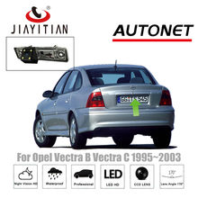 JiaYiTian Rearview Camera For Opel Vectra B Vectra C 1995~2003 Reverse camera BackupCamera CCD Night Vision license plate camera(China)