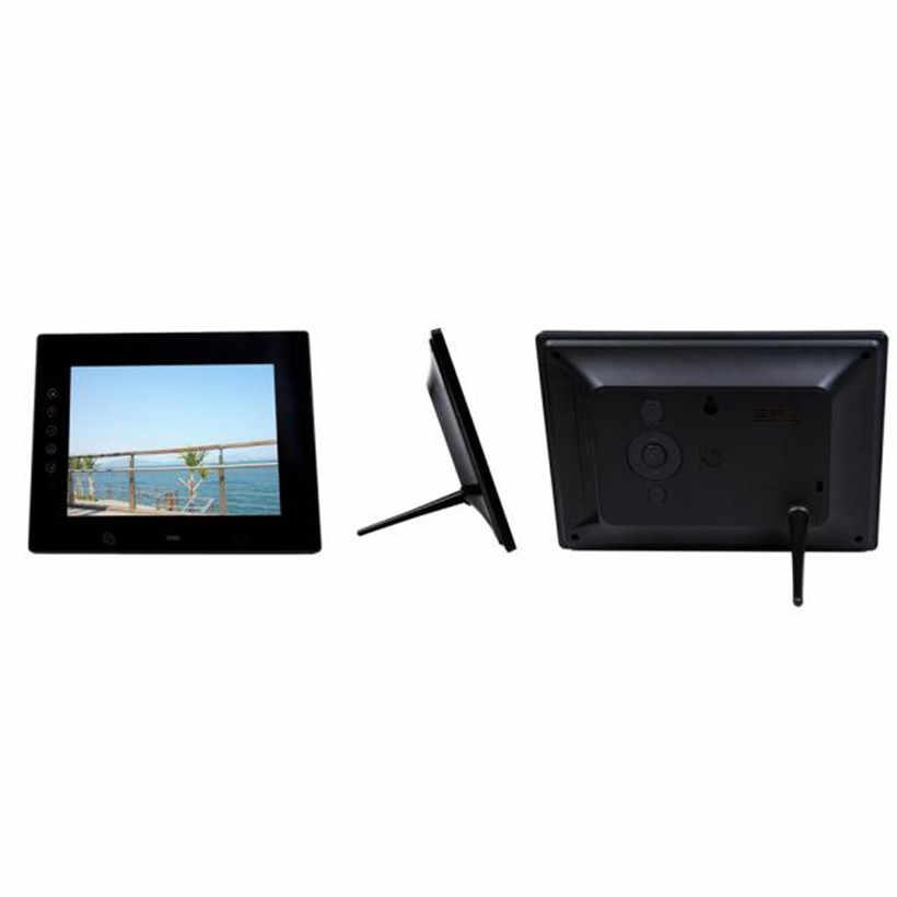 Advanced 2018 New digital photo frame 7inch HD LCD Digital Photo Frame with Alarm Clock Slideshow MP3/4 Player
