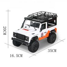 MN 99 2.4G 1/12 4WD RTR Crawler RC Car Vehicle Toy Model Outdoor Toys Kids