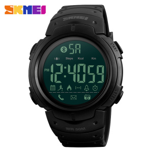 Image 2 - Sport Smart Watch Men SKMEI Brand Pedometer Remote Camera Calorie Bluetooth Smartwatch Reminder Digital Wristwatches Relojes