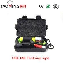 CREE Diving XM-L Scuba