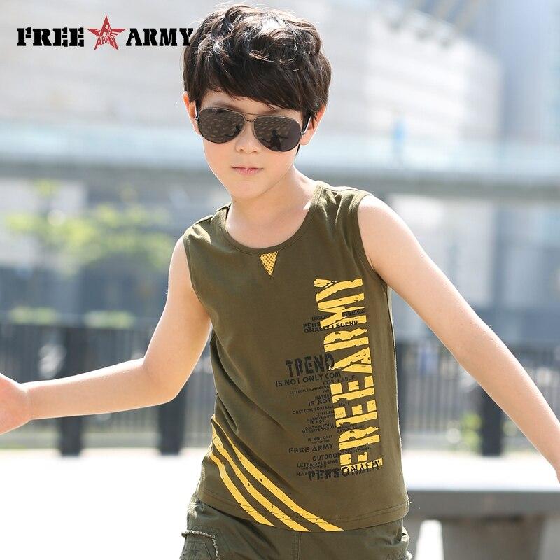 Camisas dos Miúdos Curta Meninos T-shirt Tops t