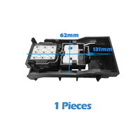 1X Ink cap station For Mimaki Large format plotter Mimaki JV33 JV5 capping station assembly for Epson DX5 head cleaning kit jv33