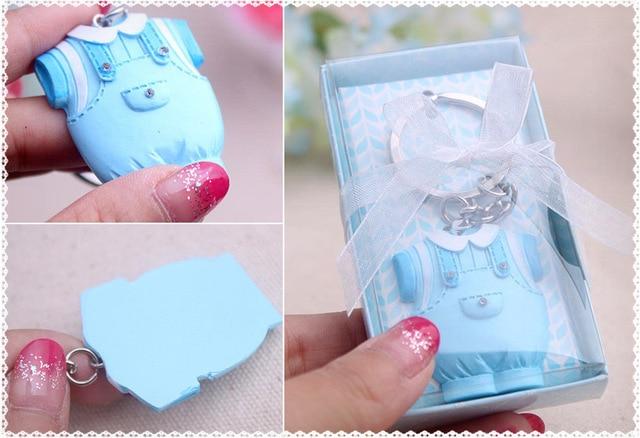 Wholesale Baby Boy Baby Girl Keychain Birthday Party Gift