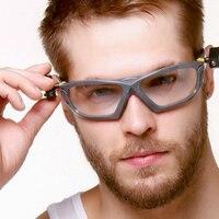Veiligheid bril Nachtzicht LED Licht Bril Lezen laboratorium Bril Industriële Werk Veiligheid Night Riding Reparatie bril