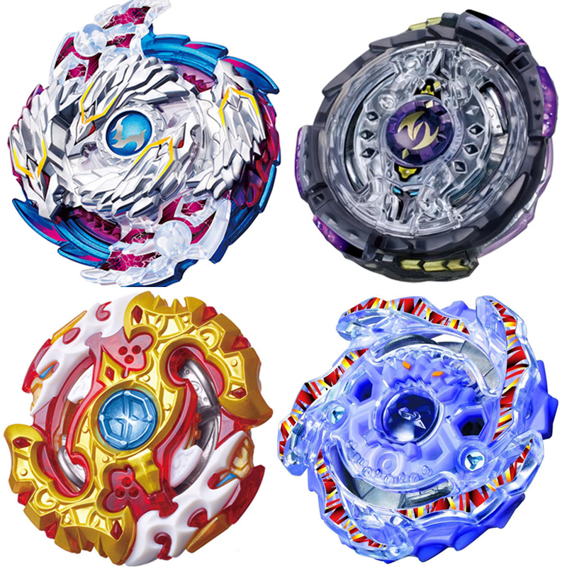 New Cool 2 Styles Luxury Spining Top Launcher B93 B94 Beyblade Power String Digital Sword Launchers With Box