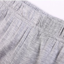 Men's Pants Sleep Trousers Modal  Men's Sleep Lounge Sleep Bottoms 5XL 6XL