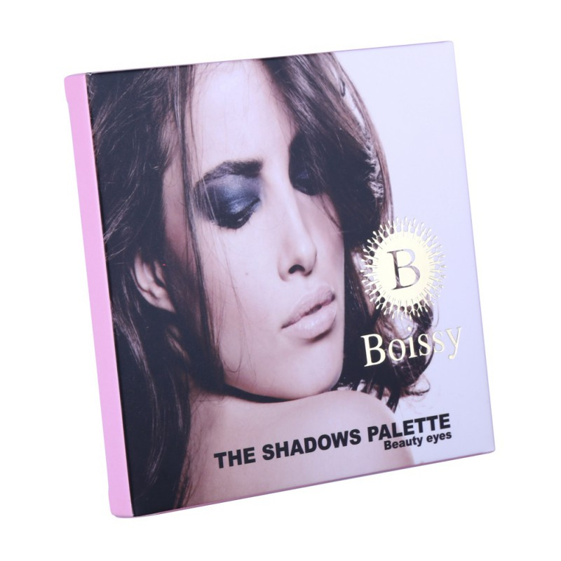 9 colors Women Vintage Eyeshadow Pigment Shine Eyeshadow Shimmer Matte Makeup Palette New