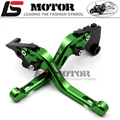 Motorcycle Accessories CNC short Brake Clutch Levers With Z1000 Logo For Kawasaki Z1000 2007-2016 Z1000SX 2011-2016