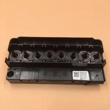 Voor Epson DX5 F158000 F160010 F187000 Water Printkop Pirnt hoofd Spruitstuk/Adapter Voor 4800 4880 7800 9800 printkop adapter