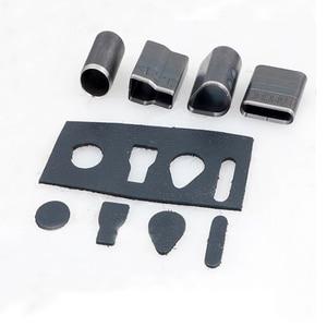 Image 2 - LMDZ coupeur de trous dans le cuir, outils de perforation de trou de métal, poinçons de coupe de trou de métal, outil de bricolage fait à la main pour étui de téléphone