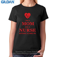T Shirt Ideas Women S Short Sleeve Zomer O Neck I Am A Mom And A