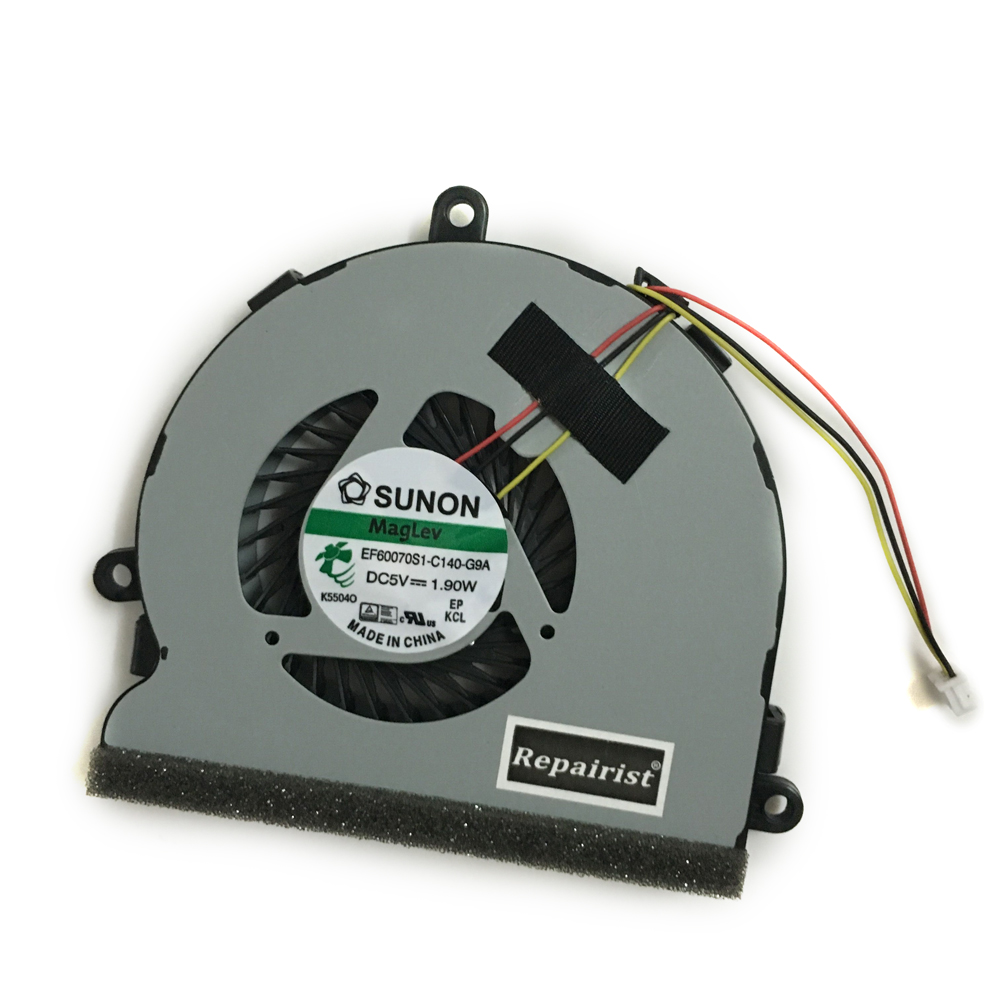 computer radiator blower cooler cooling fan For HP 250 G3 246 G3 laptop CPU Processor