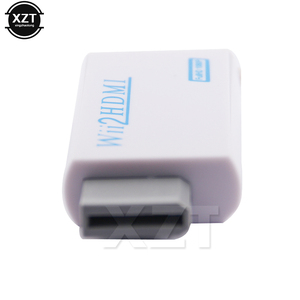 Image 4 - for Wii to HDMI Adapter Converter Support FullHD 720P 1080P 3.5mm Audio For HDTV Monitor Display Wii2HDMI hot sale