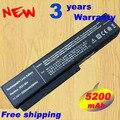 Новый 5200 мАч аккумулятор ноутбука для LG R480 R490 R500 R510 R560 R570 R580 R590 R410 E210 E310 E300 EB300 SQU-804 SQU-805 SQU-807