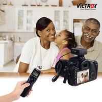 Viltrox JY 710 Camera Wireless Timer Remote Shutter Release Control For Canon 77D 5D Mark IV
