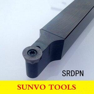 Image 1 - SRDCN1010H10/SRDPN1010H10/1212H10 CNC Turning Tools Screw Fastening External Turning Holder Use RPMT RDMT RPGT 10T3/08T2