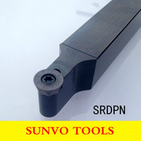SRDPN 1010H08 1212H10 CNC Turning Tools Screw Fastening External Turning Holder Use RPMT RDMT RPGT 10T3