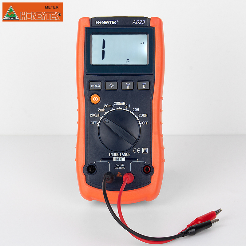 Multimeter Inductance Meter For Electronic Laboratory Production Line Maintenance Tool Inductance Tester Electrical Instruments