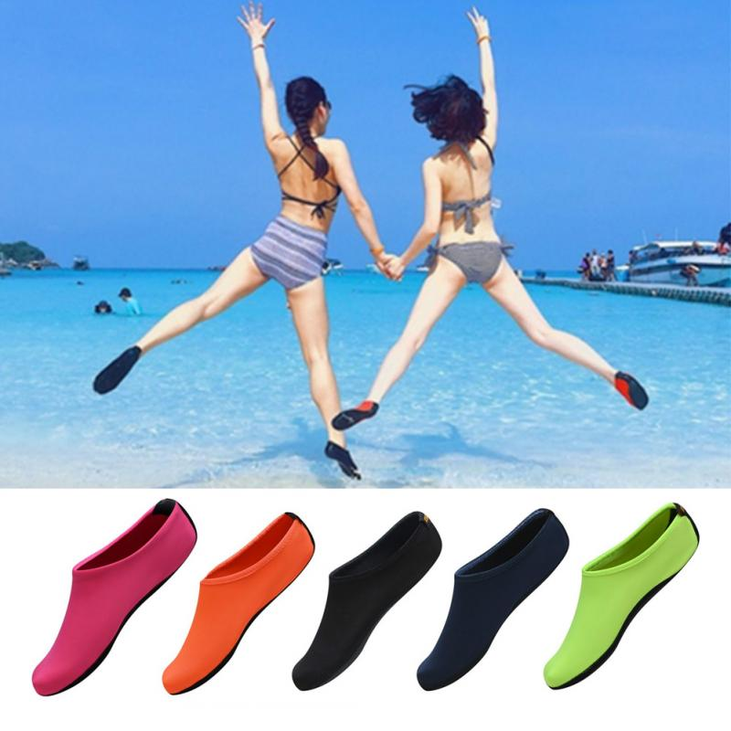 Durable Sole Barefoot Water Skin Shoes  (28)