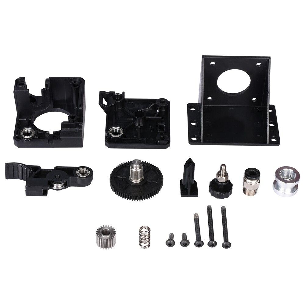 3D piezas de la impresora DIY Titan extrusora plenamente Kits con Nema 17 Motor paso a paso para V6 J-La Bowden extrusora 1,75/filamento de 3,0mm