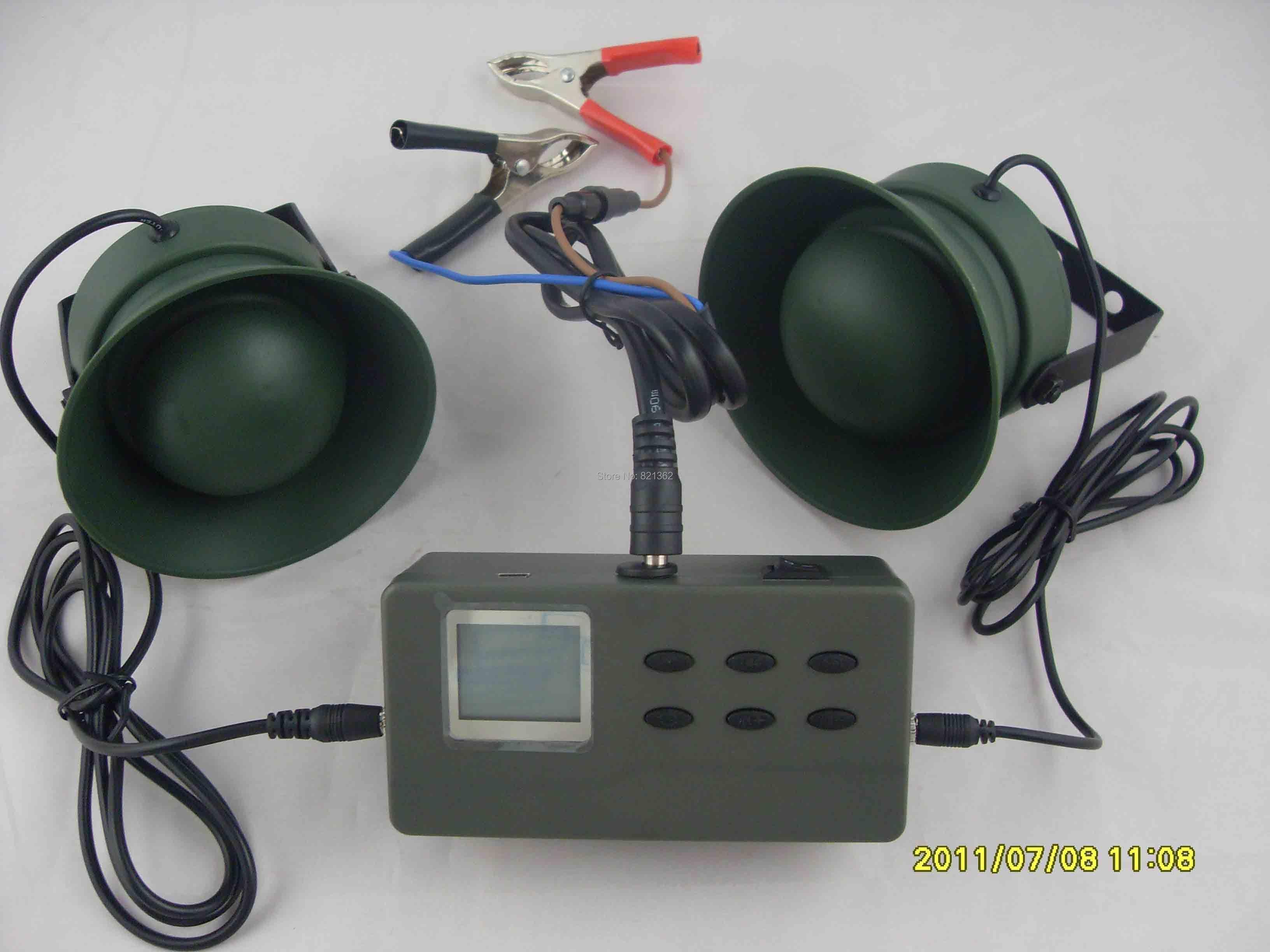 35w Power Speaker Wild Hunting Bird Calls Bird Sound MP3 Players Hunter Bird Caller bird