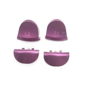 Image 4 - Botones activadores L2 R2 de aleación de aluminio y Metal, botones activadores L1 R1 para mandos Sony PS4 JDS 001 011