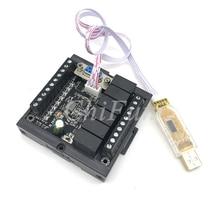 PLC FX1N 14MR verzögert modul mit programm kabel und shell