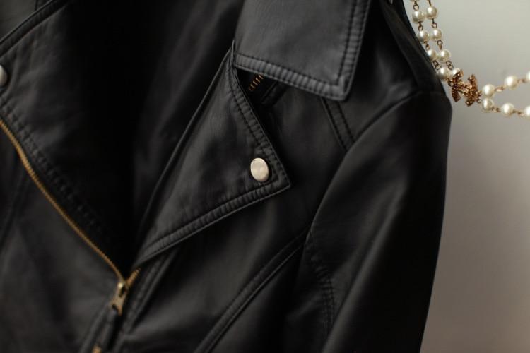 New 2019 Riverdale PU Printed Logo Southside Riverdale Serpents Jackets Women Riverdale Serpents Streetwear Leather Jacket 3
