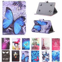 Universal Printed Cover for ARCHOS 70 Xenon Color/70c Neon/70b Helium/70 Platinum/Access 70 3G/70 Neon Plus 7 inch Tablet Case