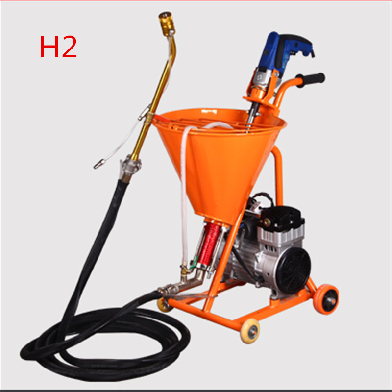 Electric High Pressure Spraying Machine Grouting Machine Grouter Cement waterproof Mending leakage Paint With air compressor|Tool Parts| |  - title=