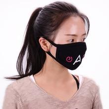 Cotton Cartoon Health Cycling Anti-Dust Mouth Face Unisex Masks Warm Winter Fashion Accessory