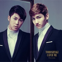 TOHOSHINKI TVXQ - CATCH ME : IF YOU WANNA (+Photocard) Release Date 2013-1-30 KOREA KPOP tvxq why keep your head down japanese version release date 2011 03 30 korea kpop