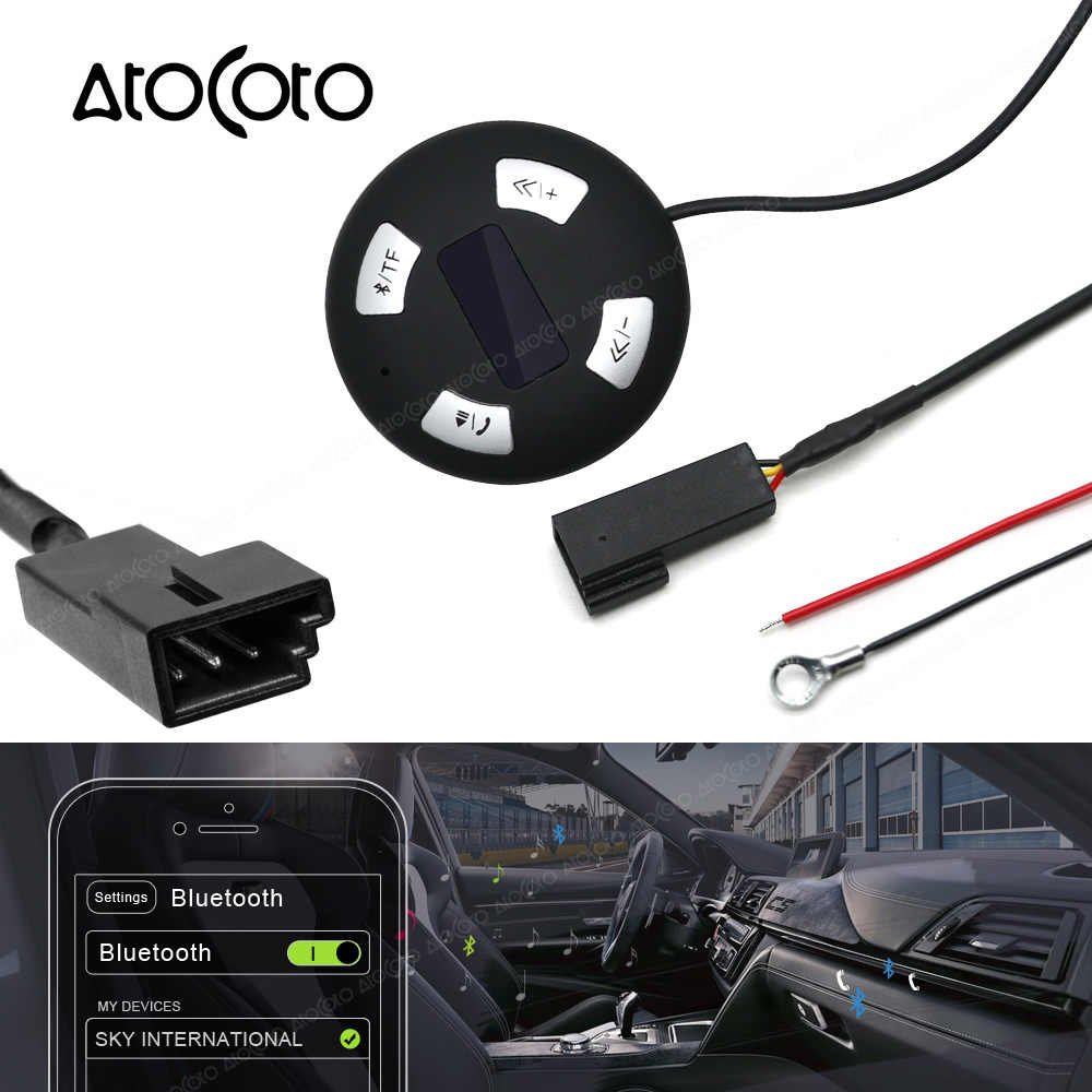 Detail Feedback Questions about Bluetooth Car Kit 3 Pin Plug