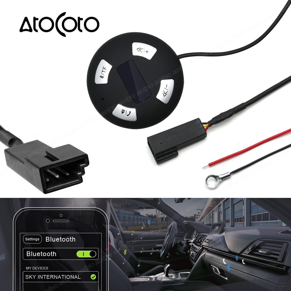 "USA 10/"" Car bluetooth Module Aux Adapter Cable for BMW BM54 E39 E46 E38 E53 X5"