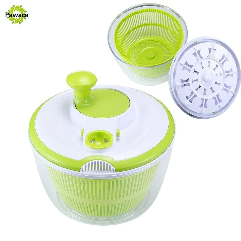 Obst Gemüse Salat Spinner Waschen Sauber Ablagekorb Washer Trocknen Maschine Reiniger Küche Gadget Gemüse Dörr Korb