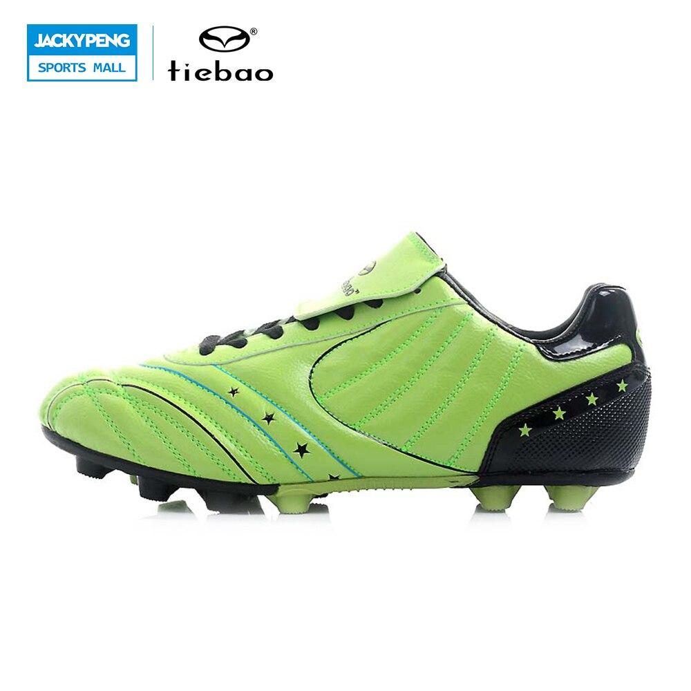 9415cf7964ca TIEBAO Outdoor Soccer Shoes Men H & A All Professional Sneaker Brands Chaussures  Foot Botas De Futbol Turf Soccer Shoes