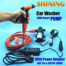 Device-Kit Power-Adapter Car-Wash-Washer Portable Electrical 12V 110V 220V Used Intellighent