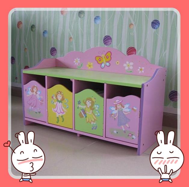 Muebles en madera para ni os casa dise o - Muebles para guardar juguetes ...