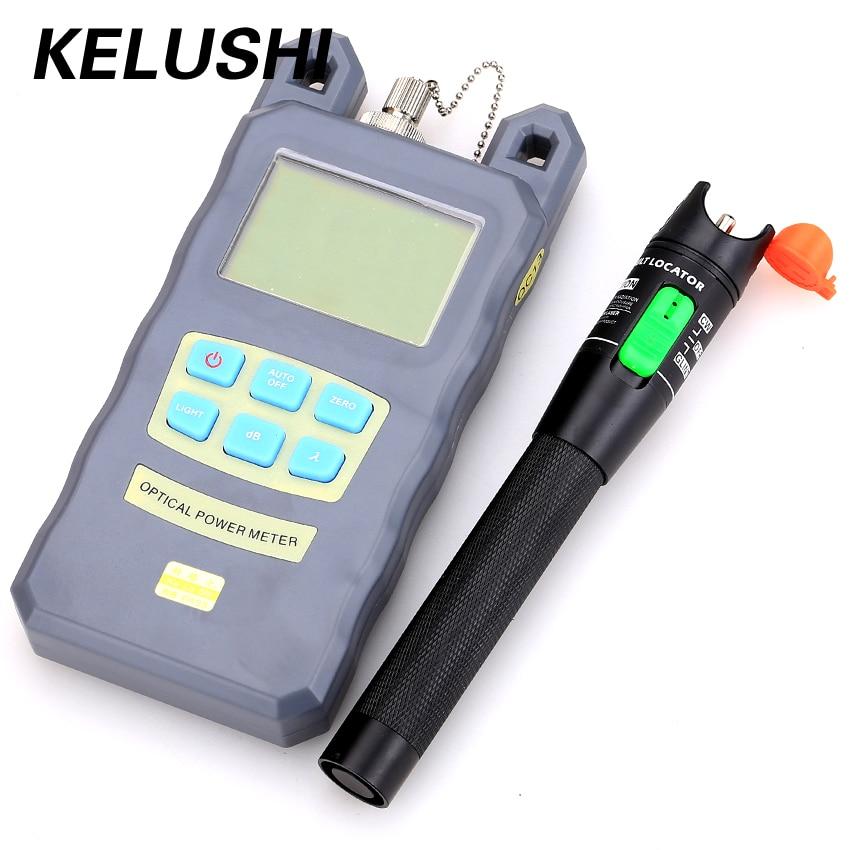 Метър за оптични влакна -70dBm ~ + 10 dBm - Комуникационно оборудване