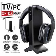 297818fa3b2 ARTISTE D1 Wireless 2.4G 30M Distance HIFI Noise Cancelling DVD Video  Headphone
