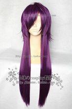 Wholesale heat resistant LY free shipping Hakuouki Calendar Edition Almanac Edition Saito A Long Light Purple