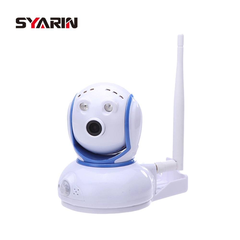 SYARIN Baby Monitor HD 720P 1 0MP IP font b Camera b font Wireless Wifi Two