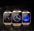 Bluetooth smart watch для android телефон поддержка SIM/TF мужчины женщины наручные спорт для сяо mi